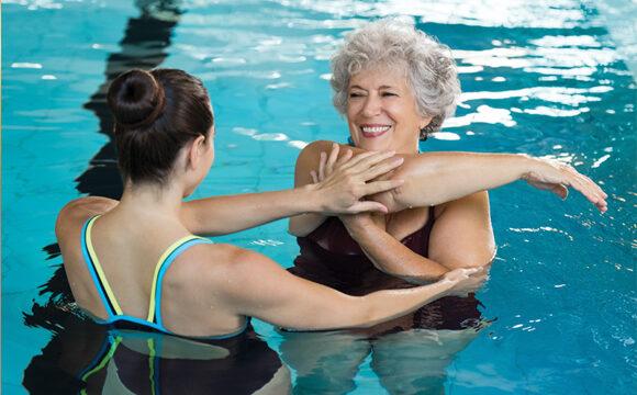 Hidroterapi (Suda Fizyoterapi)