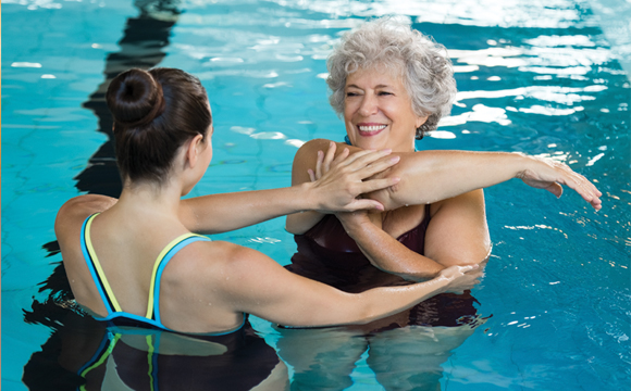 Hydrotherapy (Aquatic Physiotherapy)
